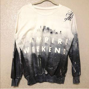 Vampire Weekend Sweater